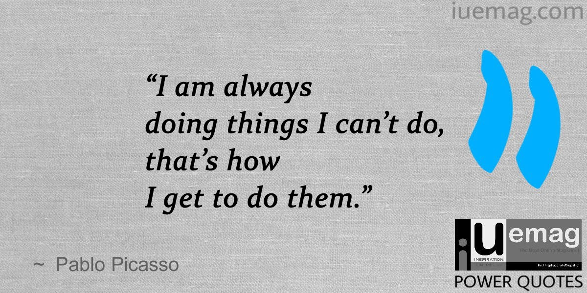 7 Quotes By Pablo Picasso To Unleash The Creativity In You