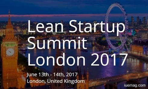 Lean Startup Summit London 2017