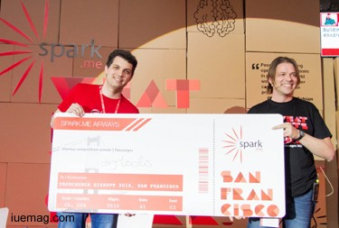 Spark.Me 2017 Startup Competition