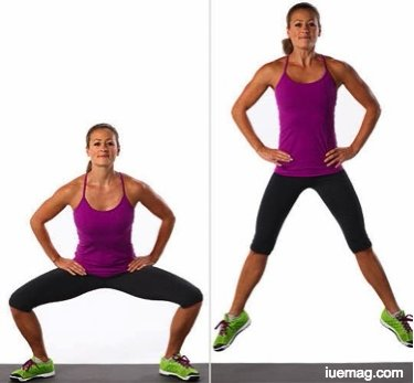 Squatting for better health