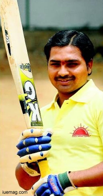 India Cricket Team >> Shekar Naik's Story Of Becoming The Indian Blind Cricket