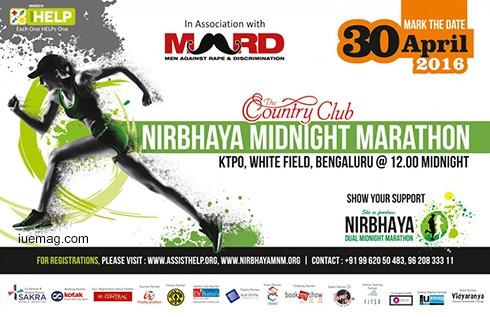 Nirbhaya Midnight Marathon