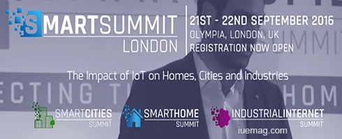Smart Summit London 2016