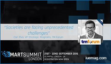 Carl Piva, VP Strategic Programs at TM Forum