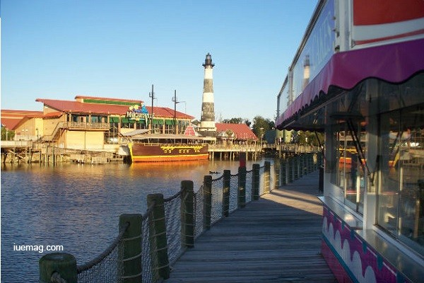 Top Vacation Spots on the Southern Atlantic Coast