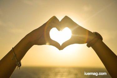 Love is an understatement today