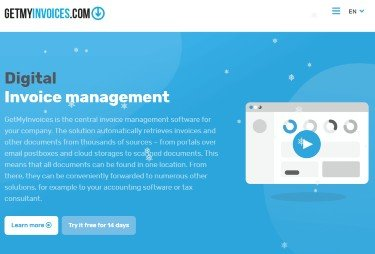 Invoices Management Software Getmyinvoices