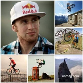 Danny MacAskill - King of Bikes, professional street trails rider