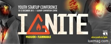Start-Up Conference for Youth to Ignite their Passions in Life