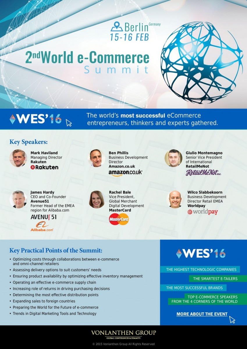 2nd World e-Commerce Summit