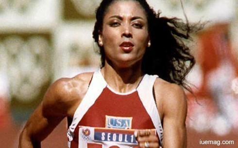Florence Delorez Griffith Joyner