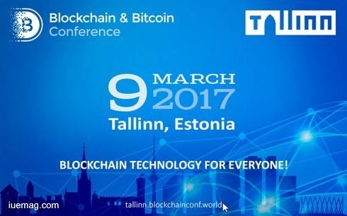 Blockchain & Bitcoin Conference 2017, Tallinn
