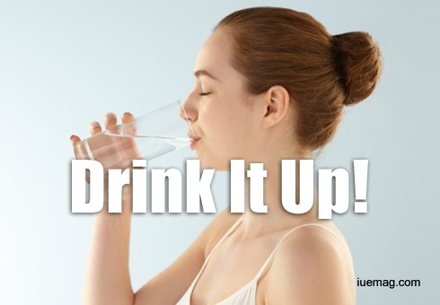 Top Beauty benefits of Drinking Water