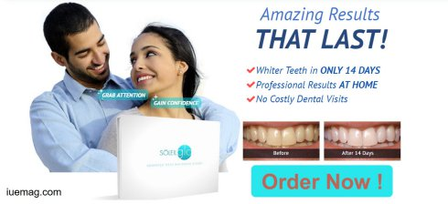 Soleil Glo Teeth Whitening System Review Advanced