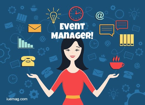 5 Ways To Be A Great Event Manager