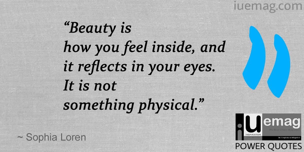 8 Quotes That Reflect Your Inner Beauty That Radiates From Within