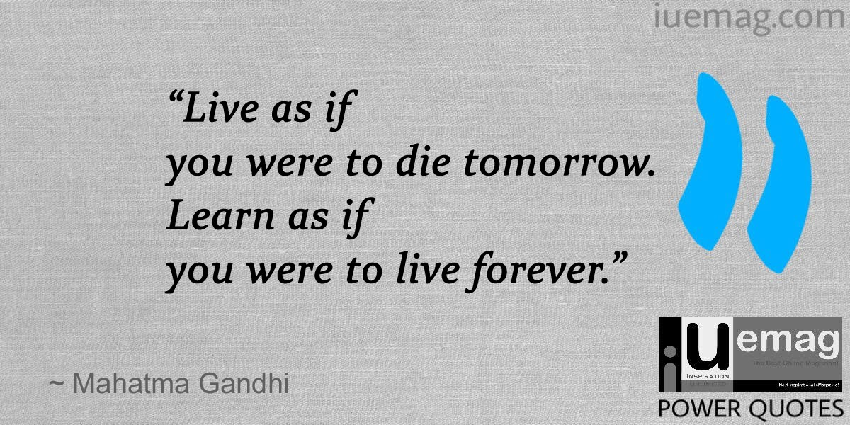 60 Of Mahatma Gandhi's Most Inspirational Quotes To Live By New Most Inspirational Quotes