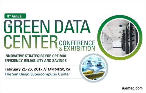 Green Data Center Conference - San Diego
