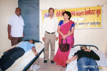 Thalassemia And Child Welfare Group