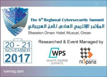 6th Regional Cybersecurity Summit 2017