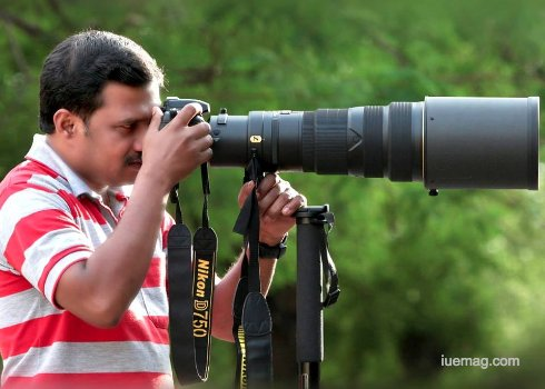 Avid Photographer Shivu K