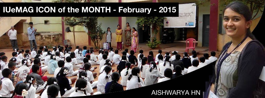 Aishwarya HN, IUeMag ICON of the MONTH February 2015
