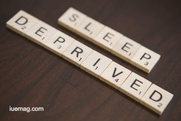 sleeping well for success