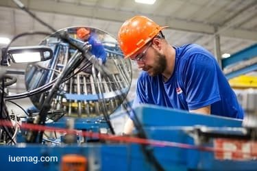 Industrial Environmental Safety Of Employees