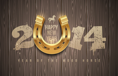 Chinese New Year 2014 - The Year of the Wood Horse