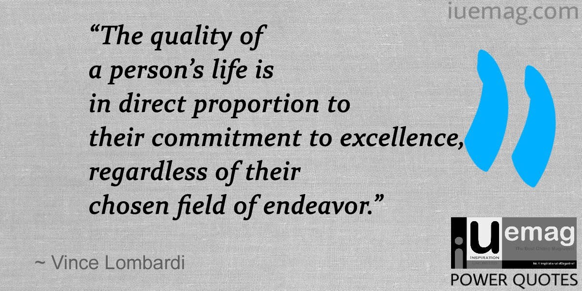 60 Remarkable Commitment Quotes To Inspire Your Professional Life Amazing Excellence Quotes