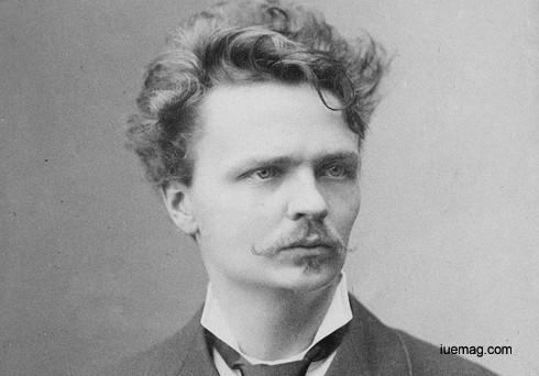 Johan August Strindberg