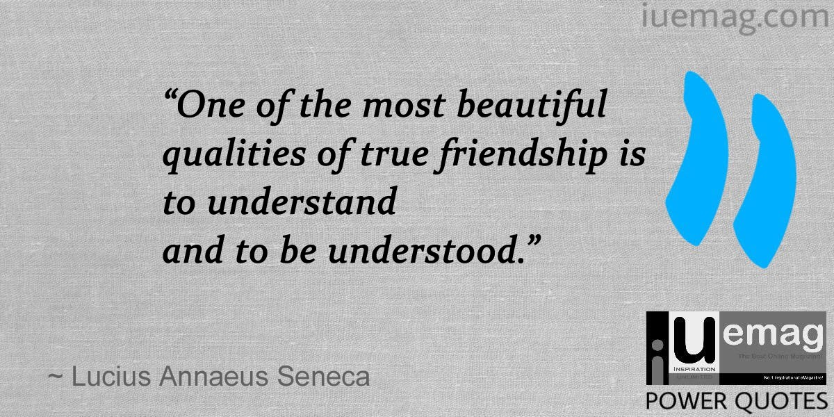 Inspiring Quotes: True Friendships