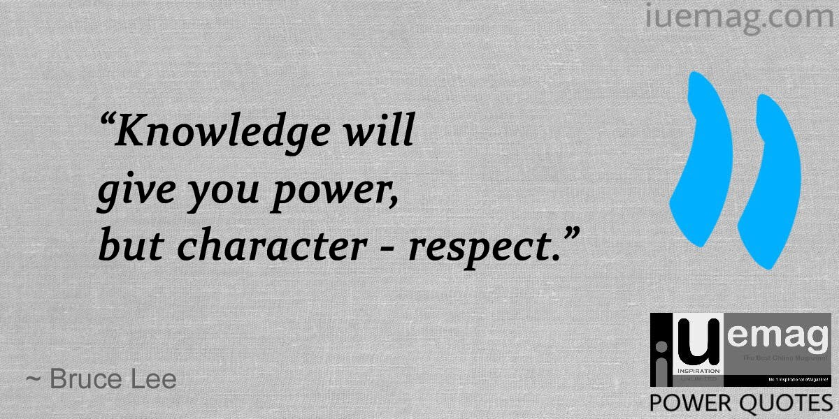 60 Power Quotes To Help You Build A Lasting Character Unique Quotes About Character