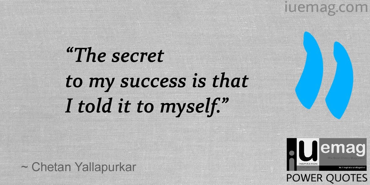 Life Changing Quotes By Chetan Yallapurkar