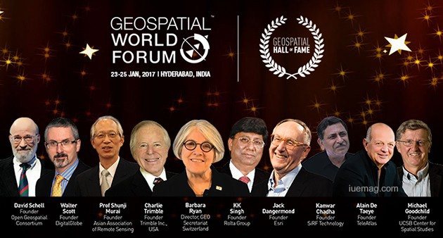 Geospatial World Forum 2017