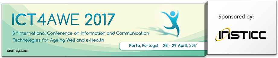 ICT4AWE 2017,Portugal