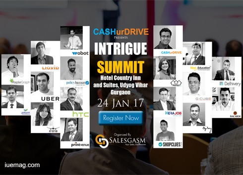 Intrigue Summit 2017, India