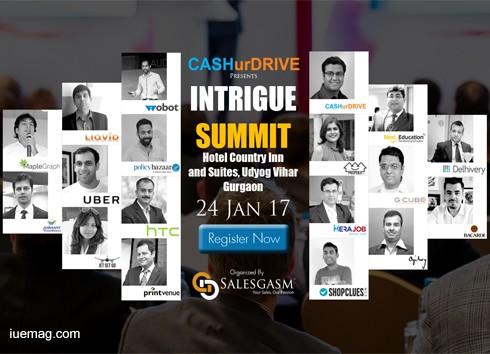 Intrigue Summit 2017, India