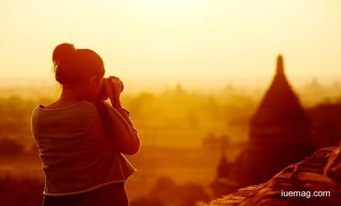 Great photographs: Your motivation to travel