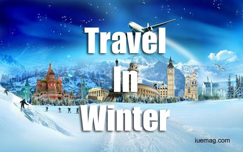 Traveling in Winter