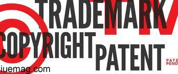 patent copyright,trademark,intellectual property