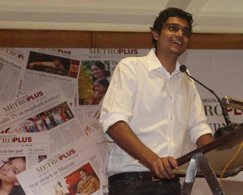 jithin nedumala,co founder,india,youth