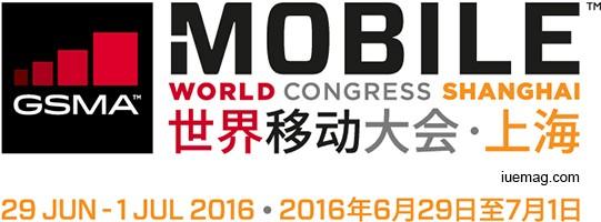 GSMA Mobile World Congress Shanghai 2016