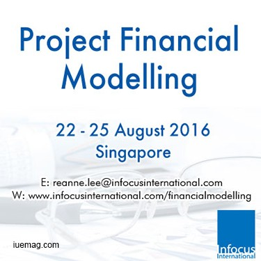 Project Financial Modelling  2016