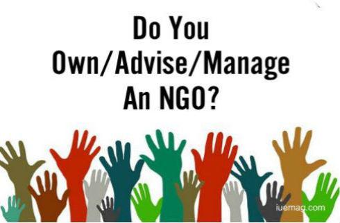 Running an NGO