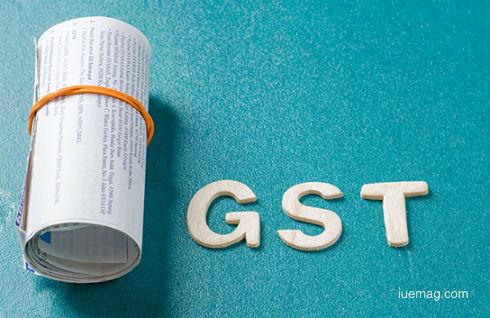 GST - Goods & Services Tax