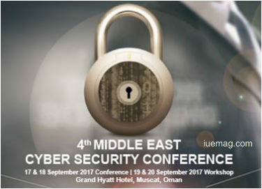 4th Middle East Cyber Security 2017