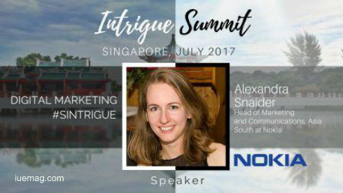 Intrigue Summit Singapore 2017