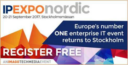 IP EXPO Nordic 2017