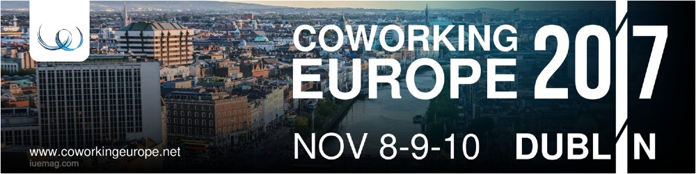 Coworking Europe Conference 2017